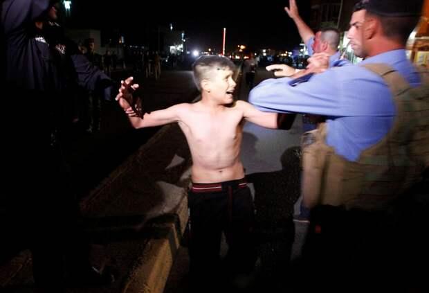 Лучшие кадры августа от фотографов агентства Reuters