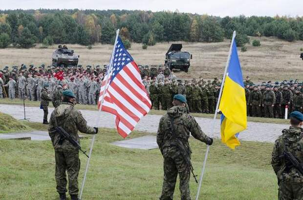 НАТО усиливает активность на территории Украины