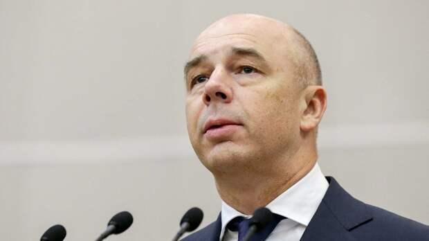 Антон Силуанов оценил ситуацию на финансовом рынке после новых санкций США