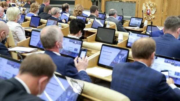 Регулирующий обязанности иностранных IT-компаний законопроект внесут в Госдуму