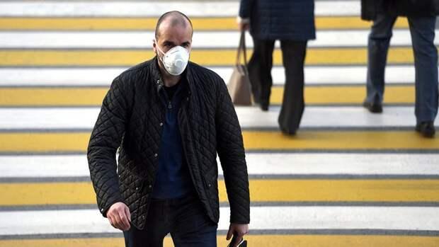 В России за сутки выявили 8554 новых случая коронавируса