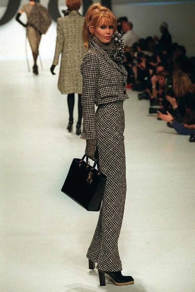 Шедевры Christian Dior от маэстро Джанфранко Ферре