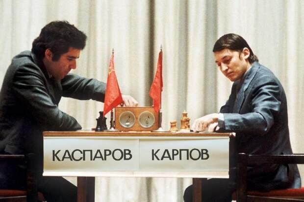 Защита Карпова: политическая сторона величайшей шахматной битвыXX века