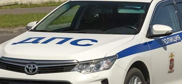 Вблизи МКАД столкнулись четыре автомобиля, есть пострадавшие