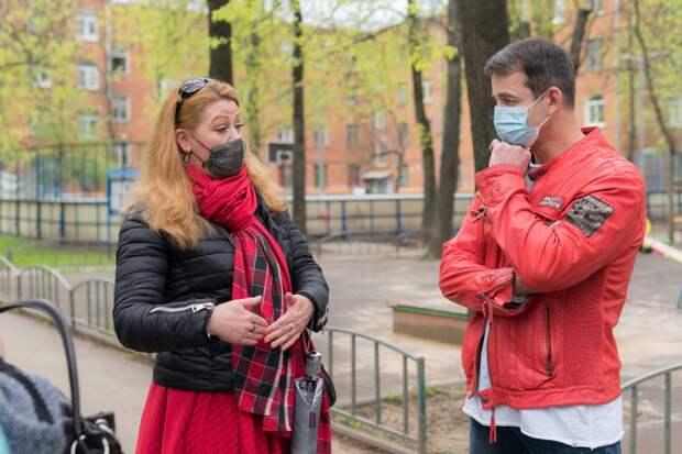 Дмитрий Певцов поддержал требования активистов Алтуфьево о публичной экологической экспертизе зоны застройки