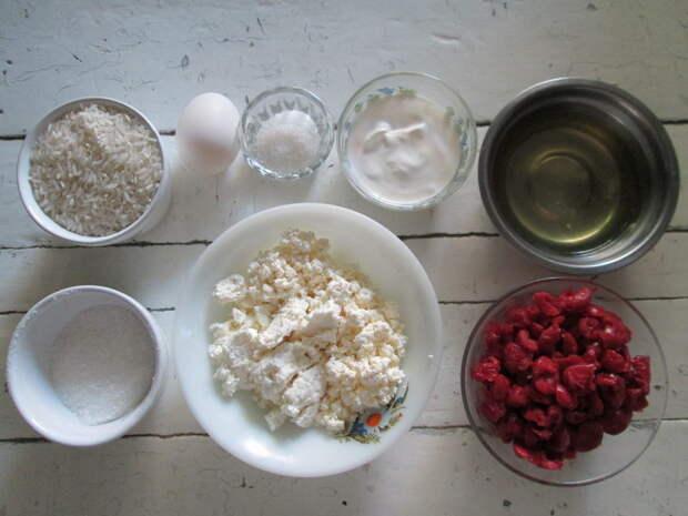 Рисовая запеканка, как раньше готовили в детском садике