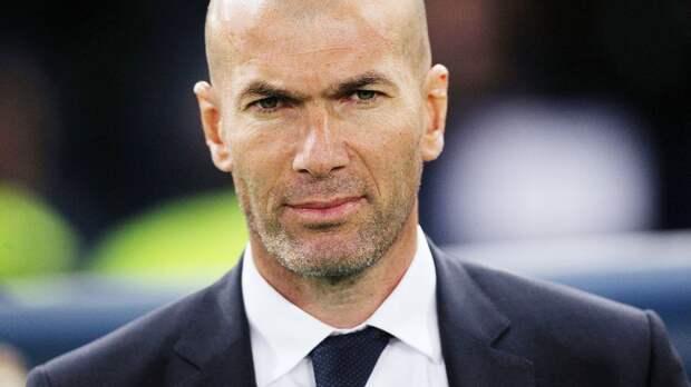 Зидан — о своем будущем: «Проведу переговоры с руководством «Реала»