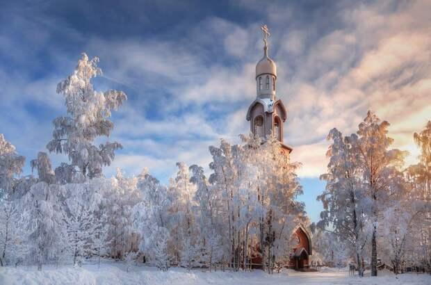 Россия-краса. Простое величие русской земли.