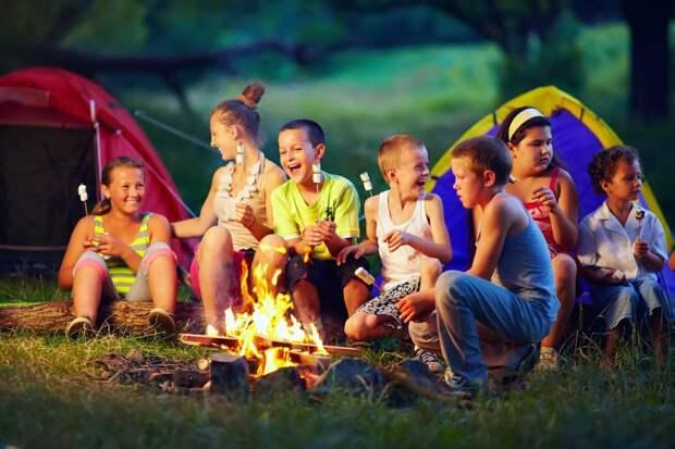 Отправить детей на отдых дёшево. Кешбэк за туристические поездки для детей