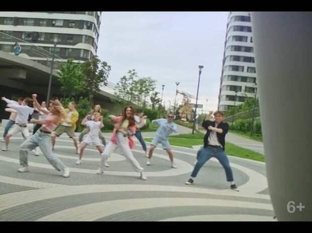 #ТанцуйРазделяй! В Москве набирает популярность новый экофлешмоб