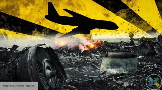 Антипов доказал, что МН17 был взорван в небе, а не сбит «Буком»