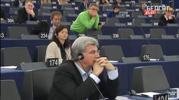 Белсат: санкции против Минска заставляют членов ЕС наступать себе на горло