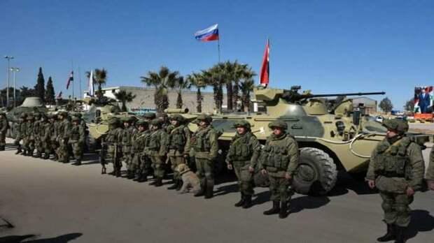 России не разрешили строить новую военную базу в Сирии