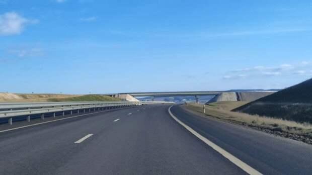 Путь от Краснодара до Крымского моста сократится до двух часов