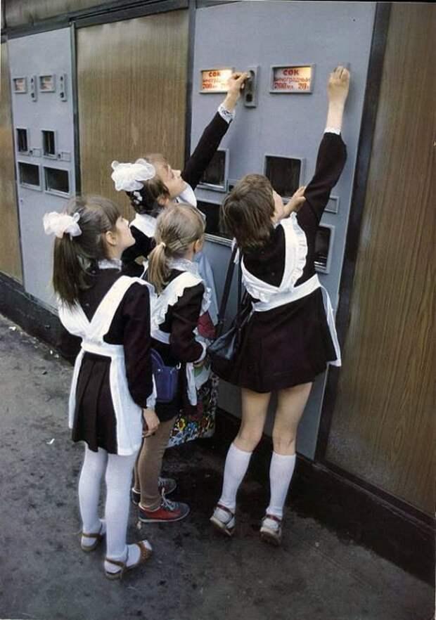 Из моего детства: Как жили дети перестройки