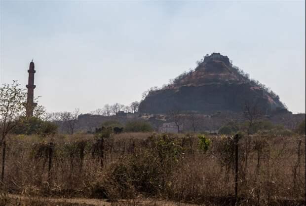 Пирамида форта. Источник https://vel124.livejournal.com/30206.html