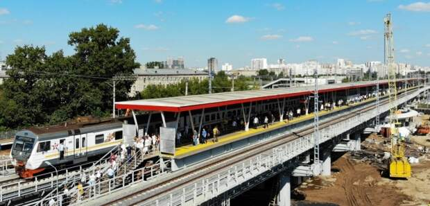 Второй выход станции метро «Окружная» будет открыт в будущем году