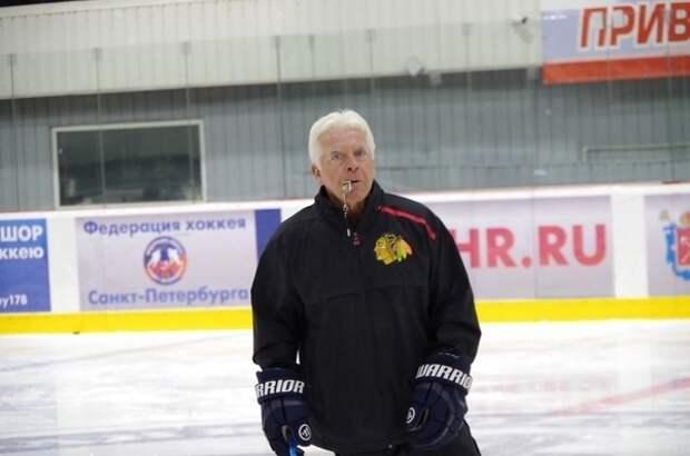 Бывший тренер СКА Смит ввозрасте 69 лет возобновил карьеру вШвеции
