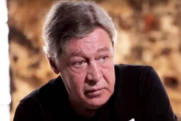 Михаила Ефремова номинировали на премию «Ника»