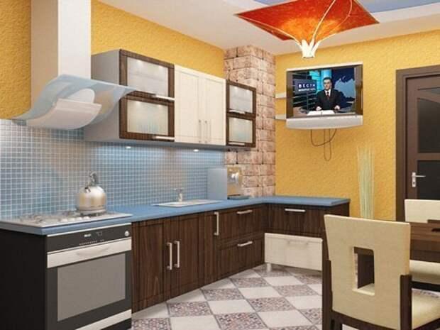 Способы экономии пространства и украшения дома