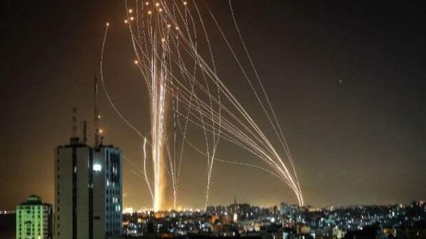 Представители ХАМАС заявили оновом ударе поТель-Авиву