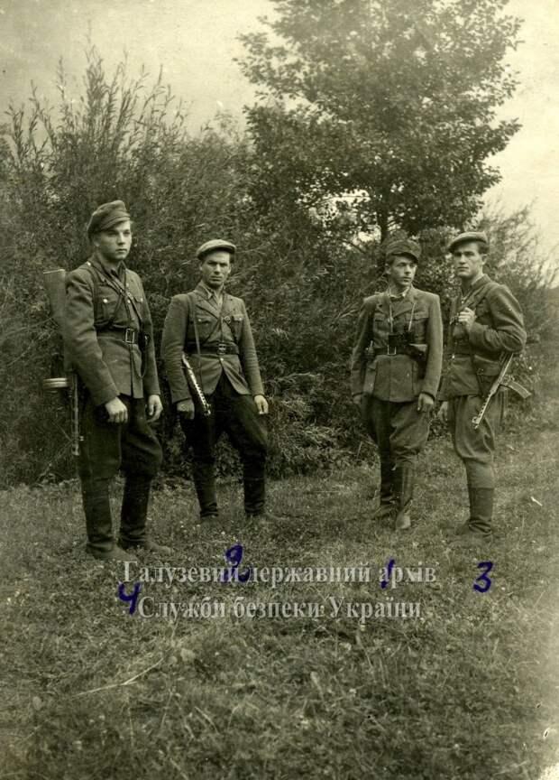 Полевая жандармерия куреня «Скажені»