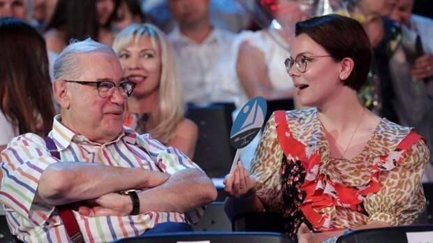 Степаненко пожелала разлучившей еесмужем Брухуновой счастья издоровья