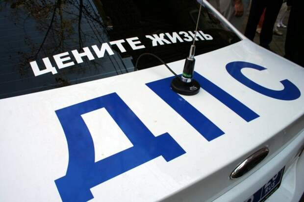 ДТП с участием семи автомобилей произошло на улице Барышиха