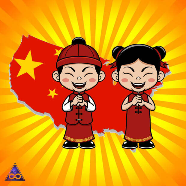 Анекдоты про китайцев, кита, КНР,