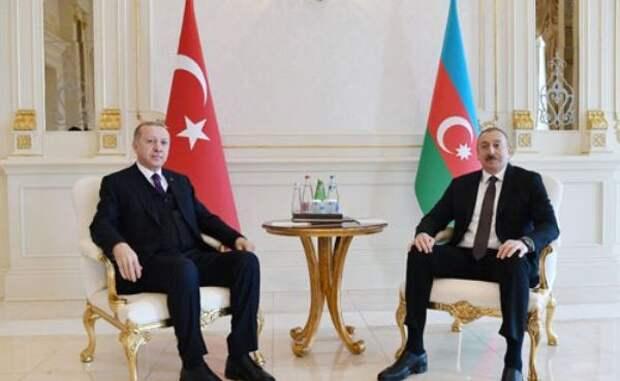Турция зявила, что должна стать участником переговоров поКарабаху