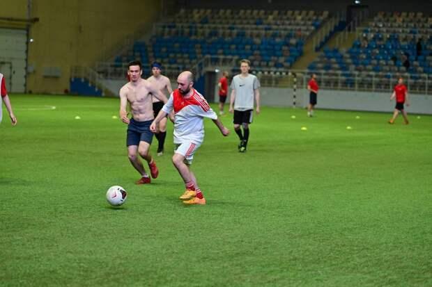Футбольный «Енисей» провел Кубок Друзей