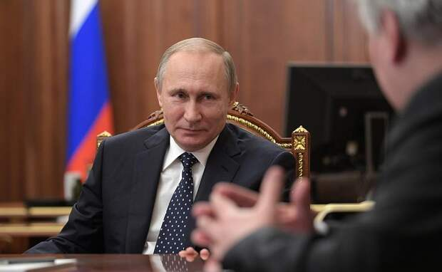 Генерал: Путин с большой тревогой говорил о ситуации. Он всё видит и знает