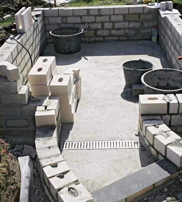 Как построить садовую сауну на своем участке
