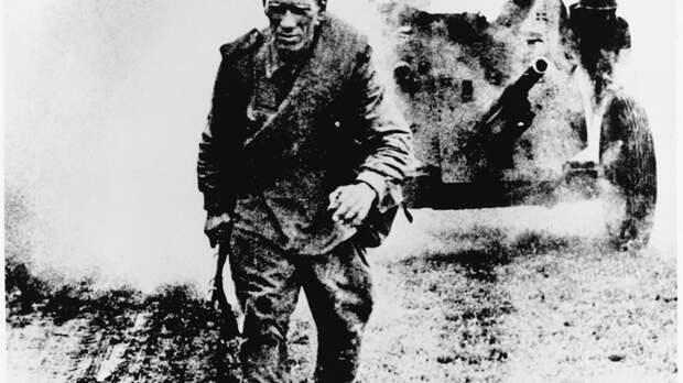Фашисты были в шоке: Как русский солдат зарубил отряд немцев топором