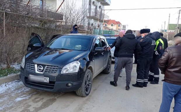 В Крыму мужчина незаконно перевозил и хранил оружие