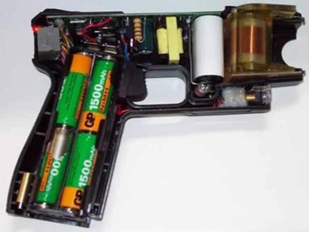 Электрошокер: средство защиты или дань моде?