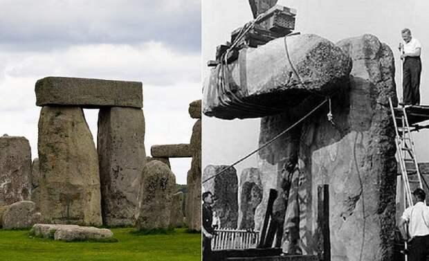 Исторические памятники и архитектурные находки, подлинность которых вызывает сомнения