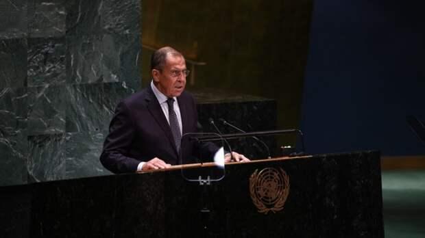 Выступление Сергея Лаврова на 74-й сессии ГА ООН. Полный текст, видео