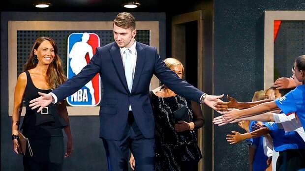 Дончич установил рекорд результативности в плей-офф НБА