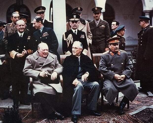 Президент США был поражен скромным требованием Сталина забрать у Японии только Курилы
