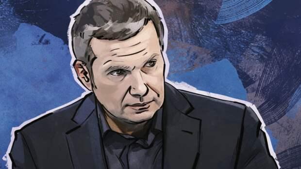Соловьев рассказал о предательстве и феноменальной «неумности» Зеленского