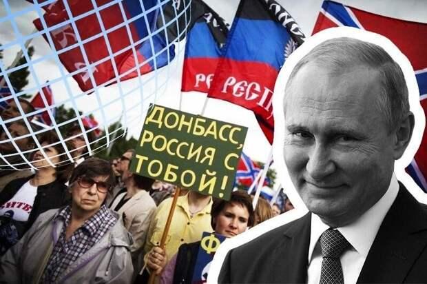Украинский эксперт рассказал, почему жители Донбасса тянутся к России