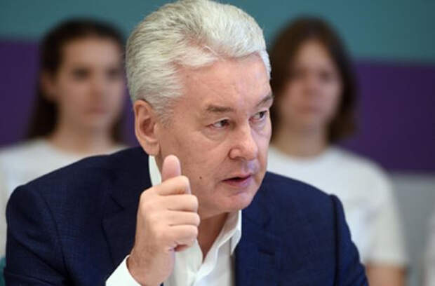 Собянин оценил вероятность повторения острой ситуации с COVID-19 в Москве