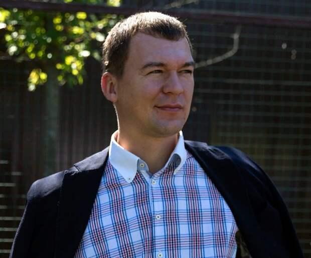 Новый глава Хабаровского края Дегтярев ответил на призывы уехать