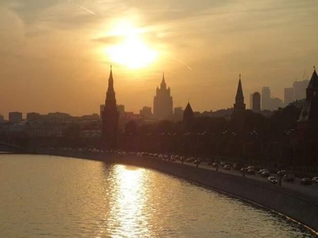 В Гидрометцентре рассказали об аномальной жаре в центре России в выходные