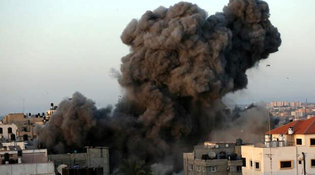 США продадут Израилю высокоточное оружие на фоне обострения конфликта с Палестиной