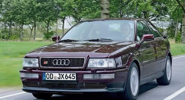 Audi S2: Машина, вобравшая в себя все достоинства немецкой марки