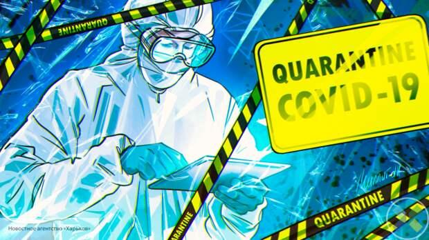 Почему секретные лаборатории США на Украине связывают с COVID-19