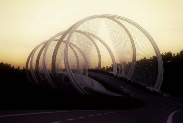Диковинные мосты мира