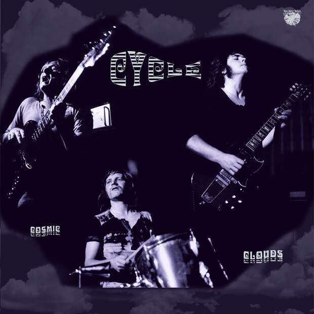 Cycle. Cosmic Clouds год выхода: 2020 (recorded in 1971-1975)